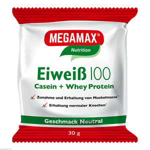 Eiweiss 100 neutral Megamax